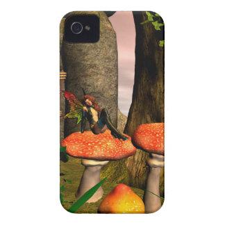 Beautiful fairy iPhone4 case