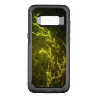 Beautiful Fairy Ferns in a Magical Fractal Forest OtterBox Commuter Samsung Galaxy S8 Case