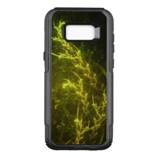 Beautiful Fairy Ferns in a Magical Fractal Forest OtterBox Commuter Samsung Galaxy S8+ Case
