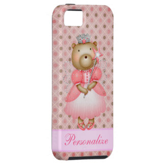 Beautiful Fairy Princess Bear iPhone 5 iPhone 5 Cover