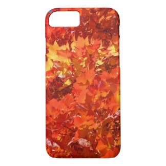Beautiful Fall Leaves iPhone 7 case gifts Thanks