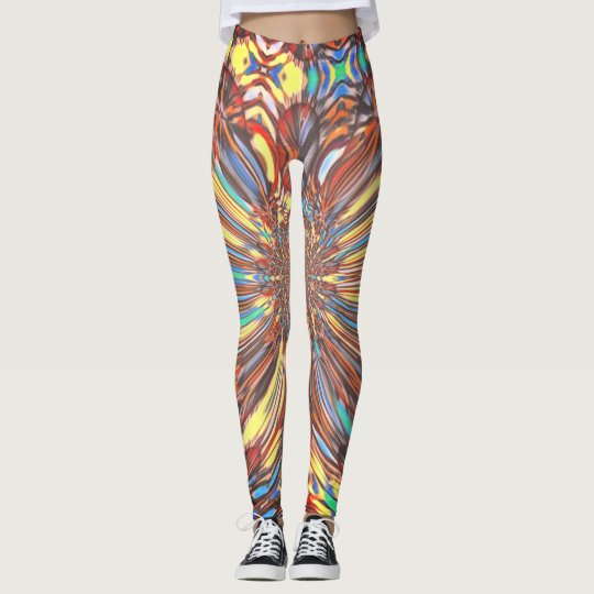 Beautiful Fantastic Feminine skinny Design Leggings