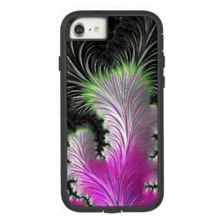 Beautiful Feather Fractal Smart Cell Phone Case