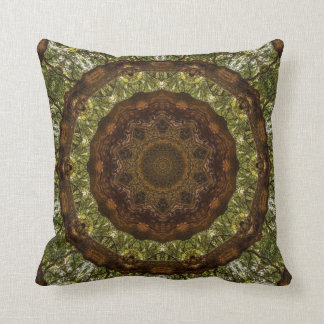 Beautiful Filigree. Throw Pillow