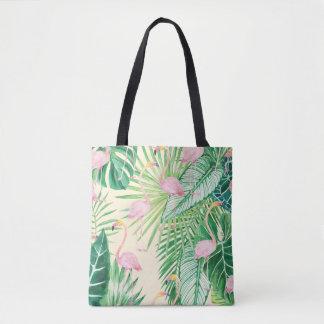 ★ Beautiful Flamingos Tote Bag