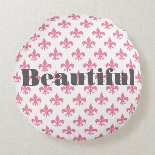 Beautiful Fleur-de-lis Pillow