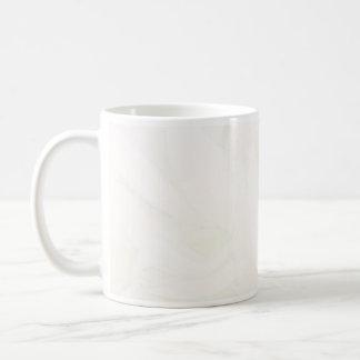 Beautiful floral and swirls wedding gift coffee mug