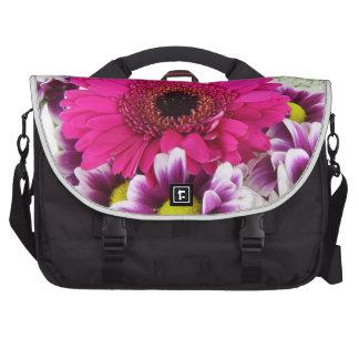 Beautiful Floral Bouquet Pretty Flowers Laptop Bag