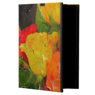 Beautiful Floral Grunge Painted Powis iPad Air 2 Case
