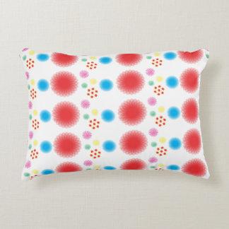 Beautiful floral  pattern pillow