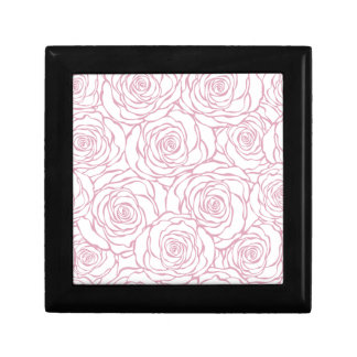 beautiful, floral.pink,white,peonies,girly,feminin gift box