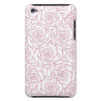 beautiful, floral.pink,white,peonies,girly,feminin iPod touch cases