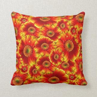 Beautiful Floral Throw Pillow