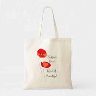 Beautiful Floral Tote Bag