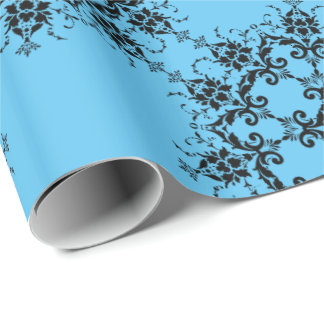 Beautiful Floral Wrpping Paper