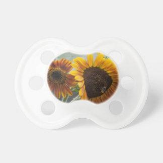 Beautiful Florida Sunflowers Pacifier