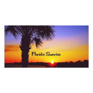 Beautiful Florida Sunrise Photo Greeting Card