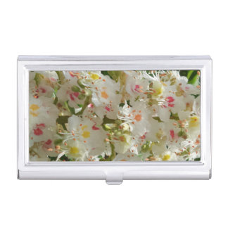 Beautiful Flower Business Card Holder