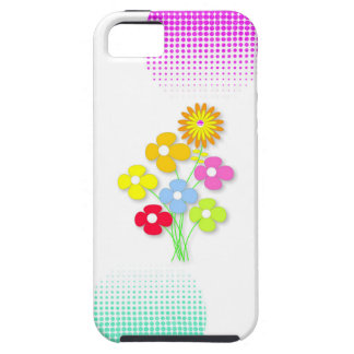 Beautiful flower iPhone 5 case