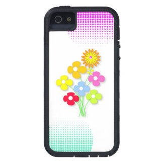 Beautiful flower iPhone 5 cases