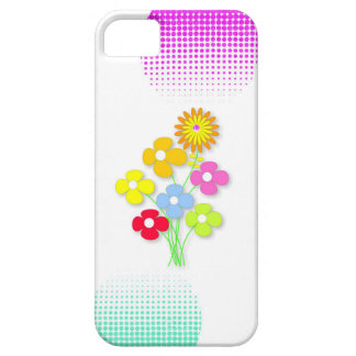 Beautiful flower iPhone 5 covers