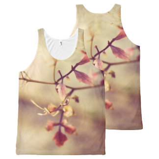 Beautiful flower, print all over All-Over-Print tank top
