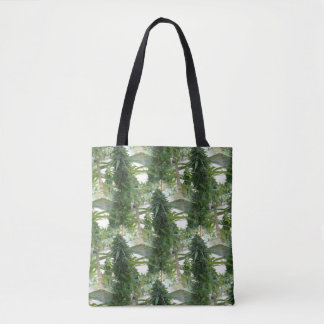 Beautiful  flowering Blue Dream... Tote Bag
