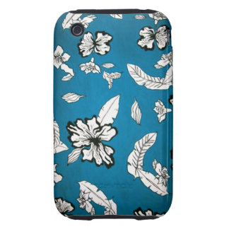 Beautiful Flowers iPhone 3 Tough Case
