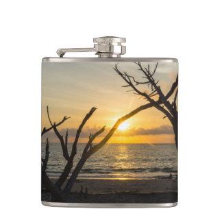 Beautiful Folly Morning Flask