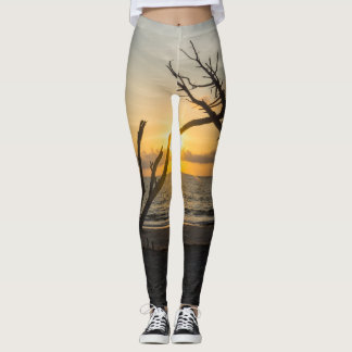 Beautiful Folly Morning Leggings