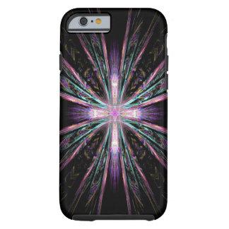 Beautiful fractal cross iPhone 6 case Tough iPhone 6 Case