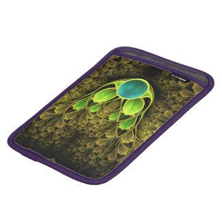 Beautiful Fractal Feathers of the Quetzal Bird iPad Mini Sleeve