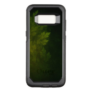 Beautiful Fractal Pines in the Misty Spring Night OtterBox Commuter Samsung Galaxy S8 Case