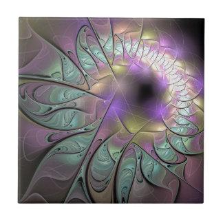 Beautiful fractal tile