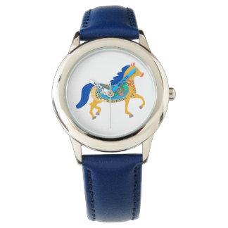 Beautiful free horse watch