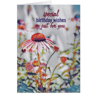 Beautiful Friend Birthday Card
