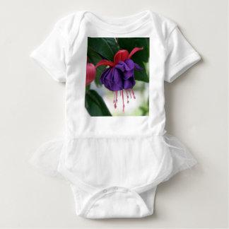 Beautiful Fuchsia Baby Bodysuit