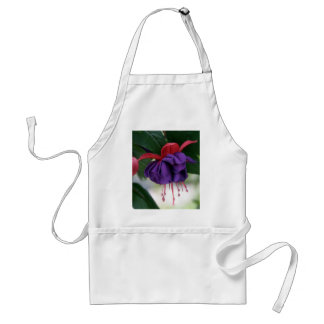 Beautiful Fuchsia Standard Apron