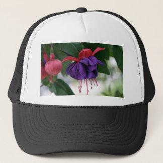 Beautiful Fuchsia Trucker Hat