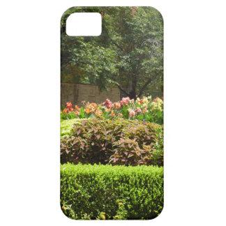 beautiful garden iPhone 5 cases