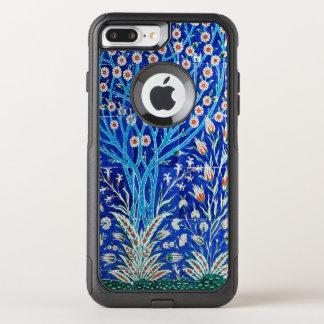 Beautiful garden OtterBox commuter iPhone 8 plus/7 plus case