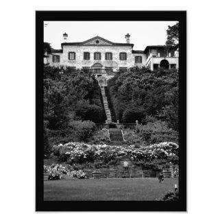 Beautiful Garden Photo Print
