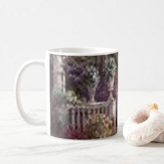 Beautiful Garden Scene Coffee Mug