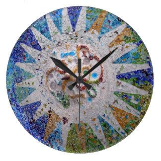 Beautiful Gaudi Clock