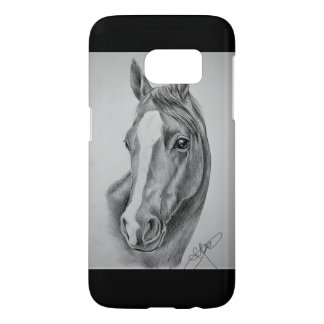 Beautiful Ginger Samsung Galaxy S7 Case