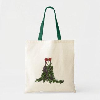 Beautiful Girl Budget Tote Bag