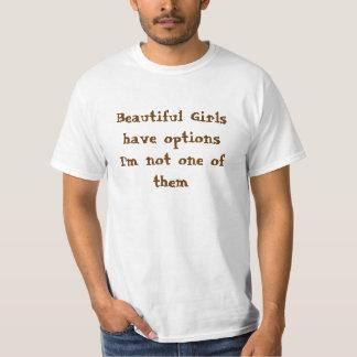Beautiful Girls T-Shirt