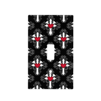 Beautiful Gothic pattern Light Switch Cover