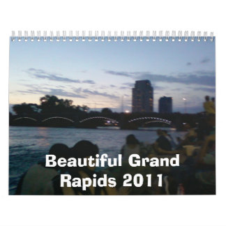 Beautiful Grand Rapids 2011 Calendars