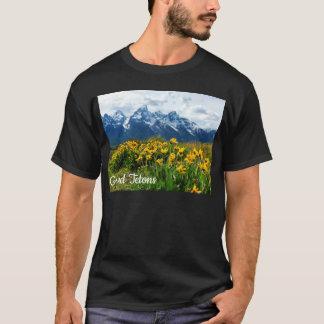 Beautiful Grand Tetons in Jackson, Wyoming! T-Shirt
